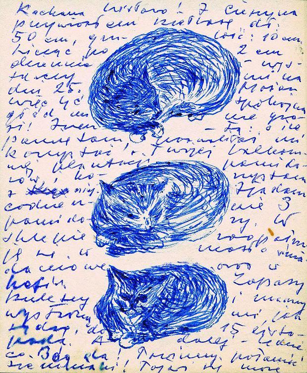 z20926009Q,List-Kornela-Filipowicza-do-Wislawy-Szymborskiej.jpg