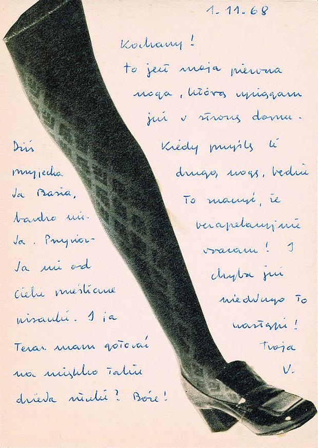 z20926082Q,Wislawa-Szymborska--piszac-listy--dbala-nie-tylko-.jpg
