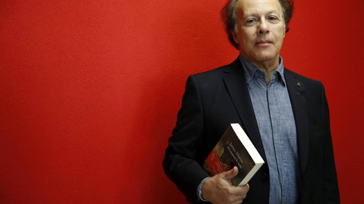 Писатель Хавьер Мариас: «Интернет стал заместителем Бога, судьей»
